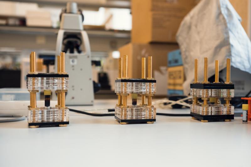 Liquid metal-based devices