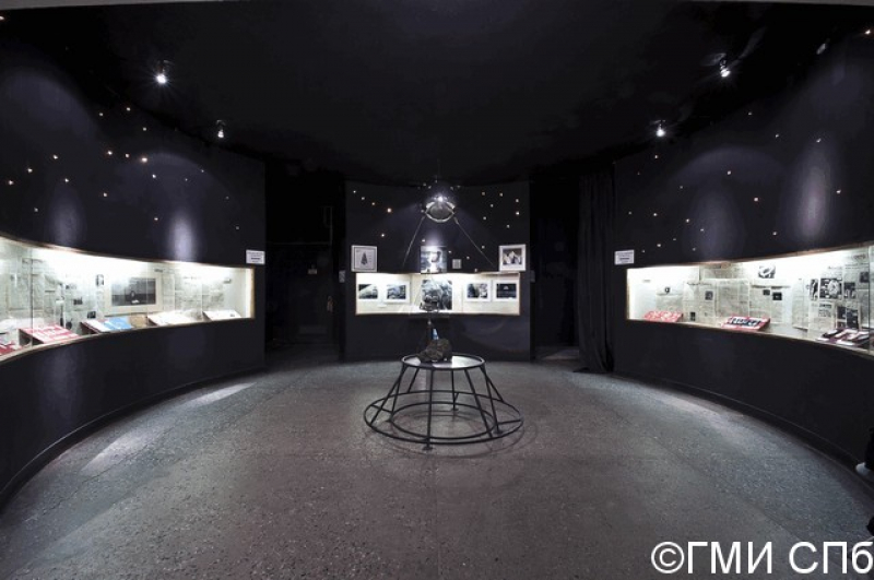 Glushko Museum of Space Exploration and Rocket Technology. Credit: Museum of the History of St. Petersburg, spbmuseum.ru