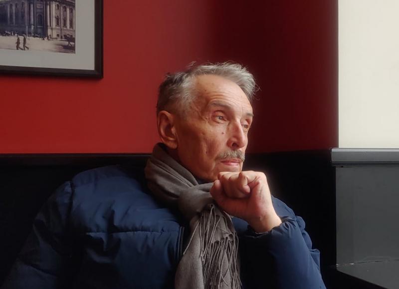 Олег Пахомов. Фото из личного архива