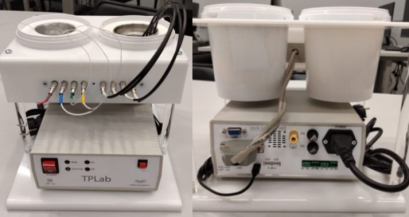 Лабораторный стенд. Фото предоставлено учеными