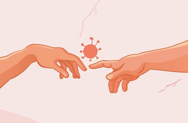 Viruses. Credit:depositphotos.com