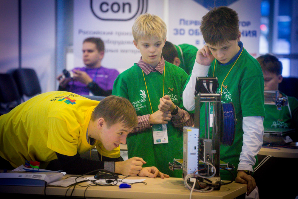 WorldSkills Hi-Tech-2015. Фото: test.asi.ru.