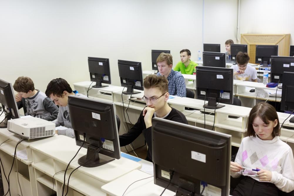Университет ИТМО. В Петербурге подвели предварительные итоги региональных соревнований по информатике