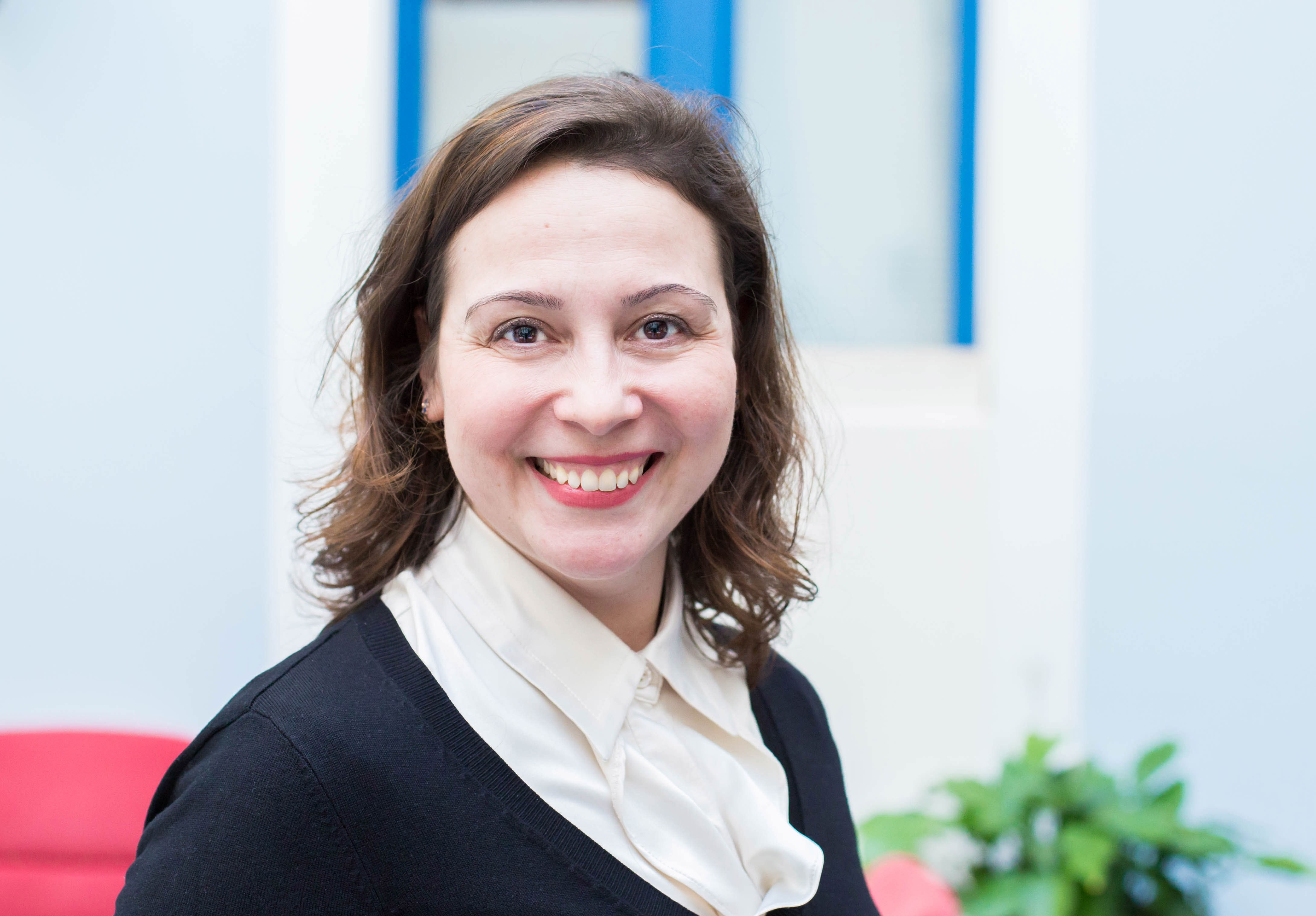Nadezhda Zvartau, senior researcher of Federal Almazov North-West Medical Research Centre