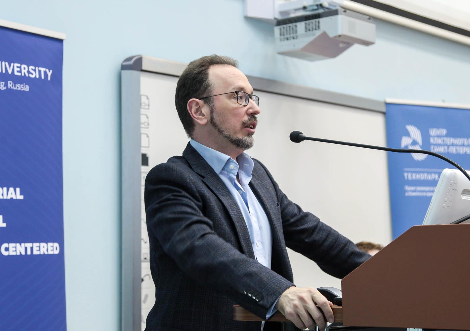 Evgeny Kuznetsov, CEO of Russian Venture Company
