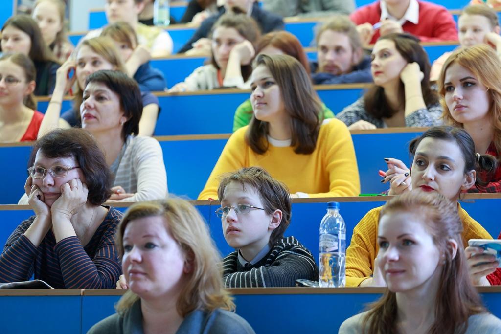Университет ИТМО. Акция «Тотальный диктант»-2016
