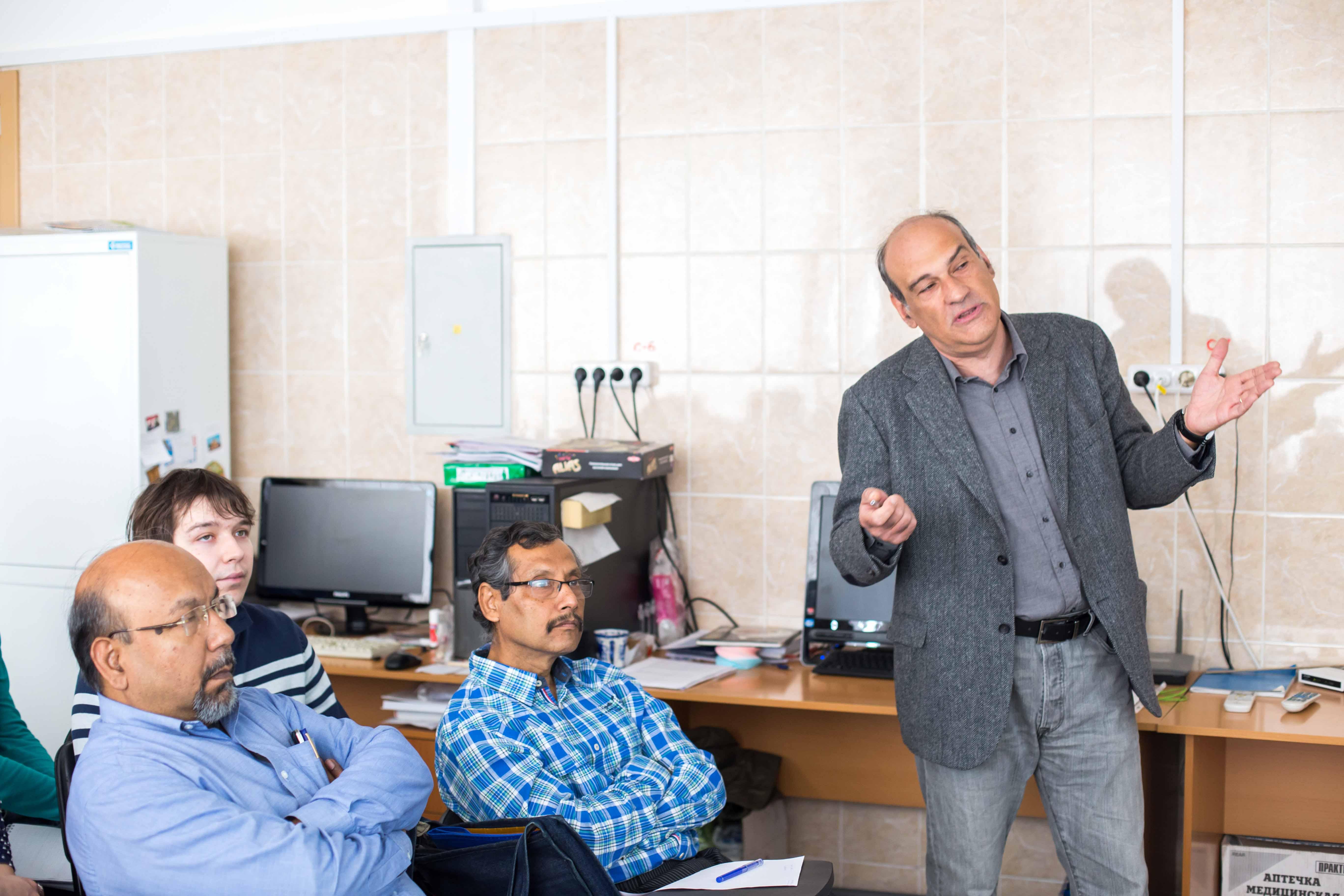 Professor Corrado Di Natale
