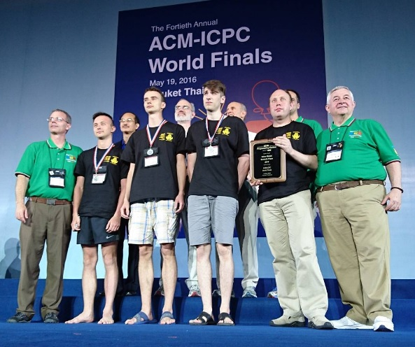 ITMO University Programmers Won Silver at ACM ICPC World Finals