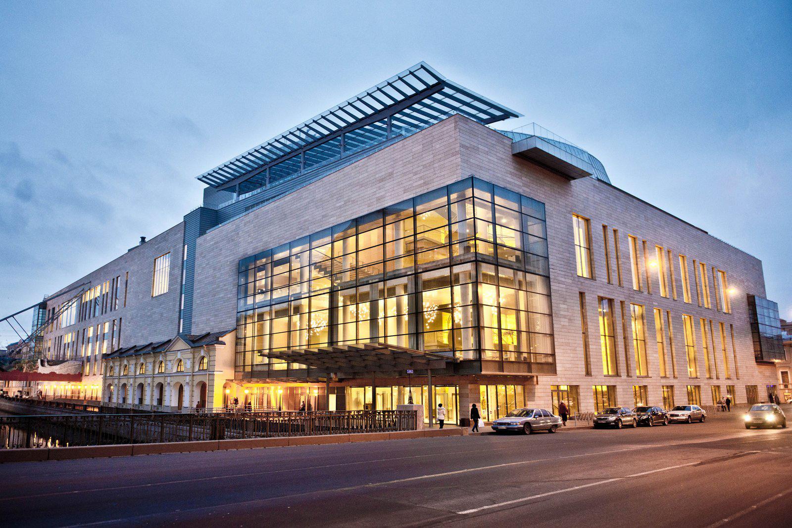 Новая сцена Мариинского театра. Источник: tch15-assets.medici.tv