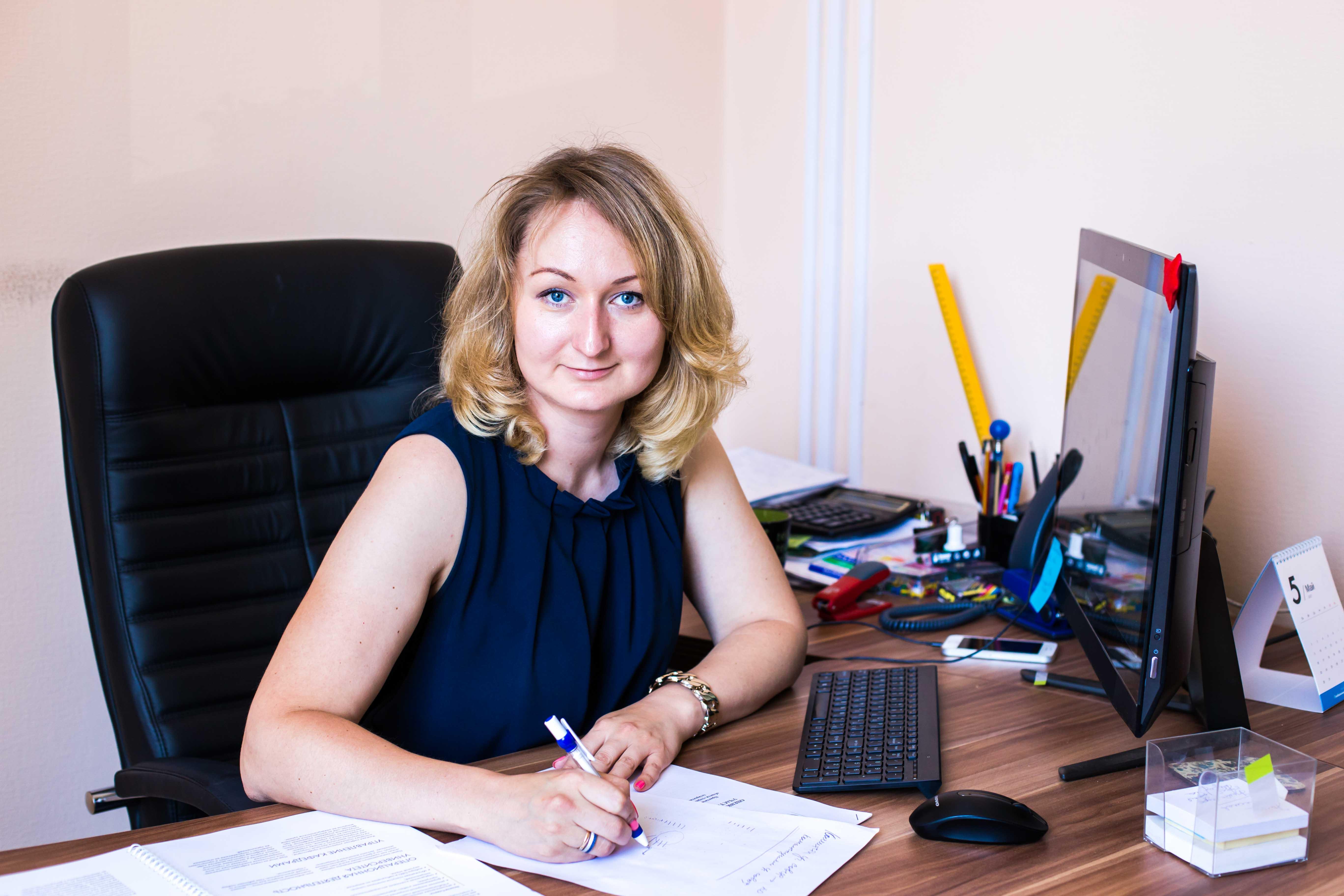 Университет ИТМО. Марианна Чистякова
