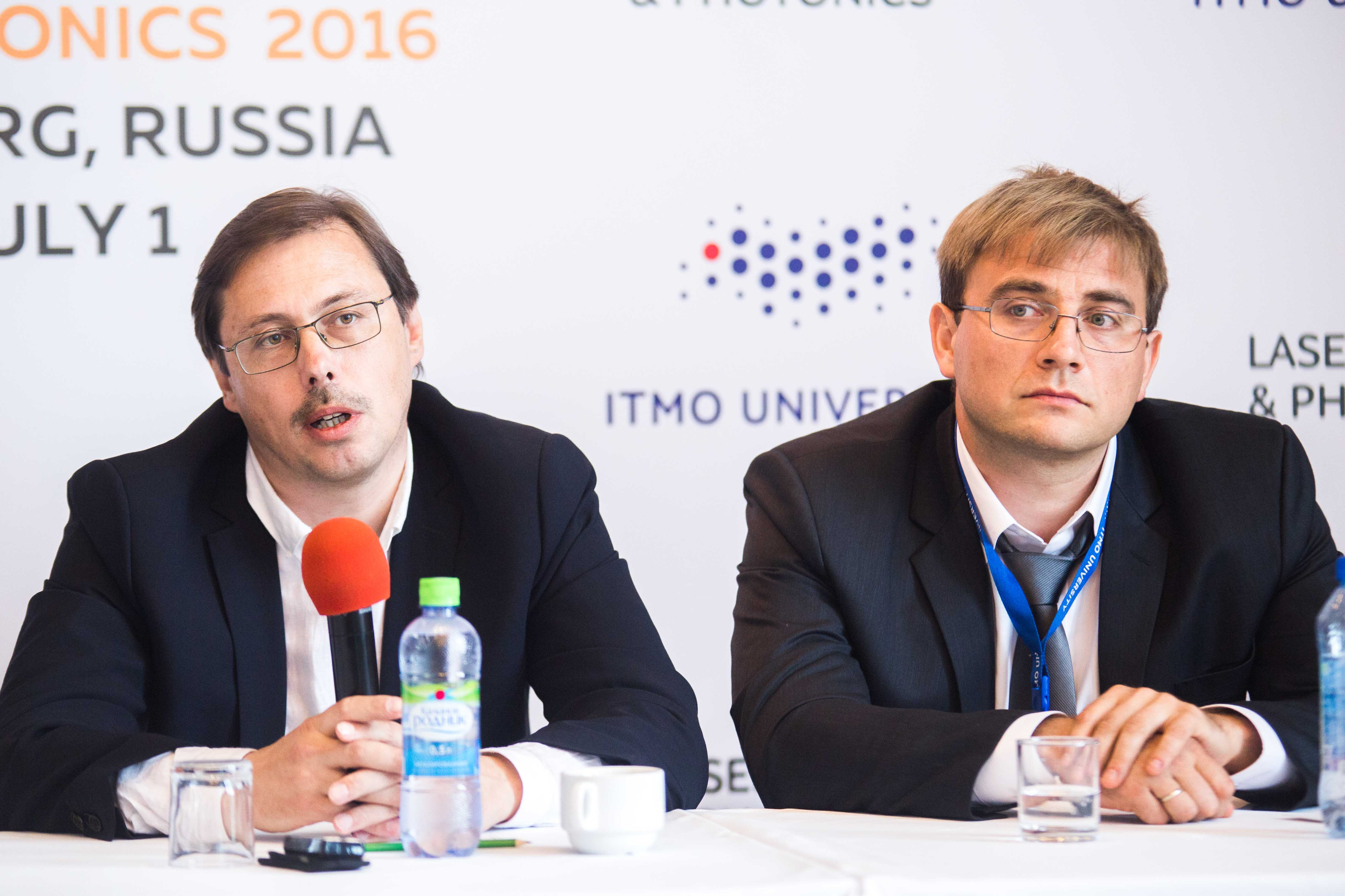 Университет ИТМО. Евгений Викторов и Павел Белов