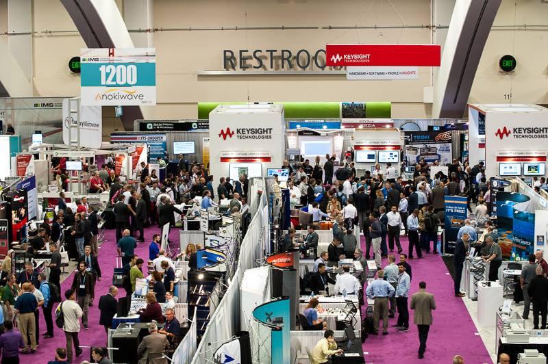 Участники конференции IEEE MTT International Microwave Symposium (IMS). Источник: социальные сети