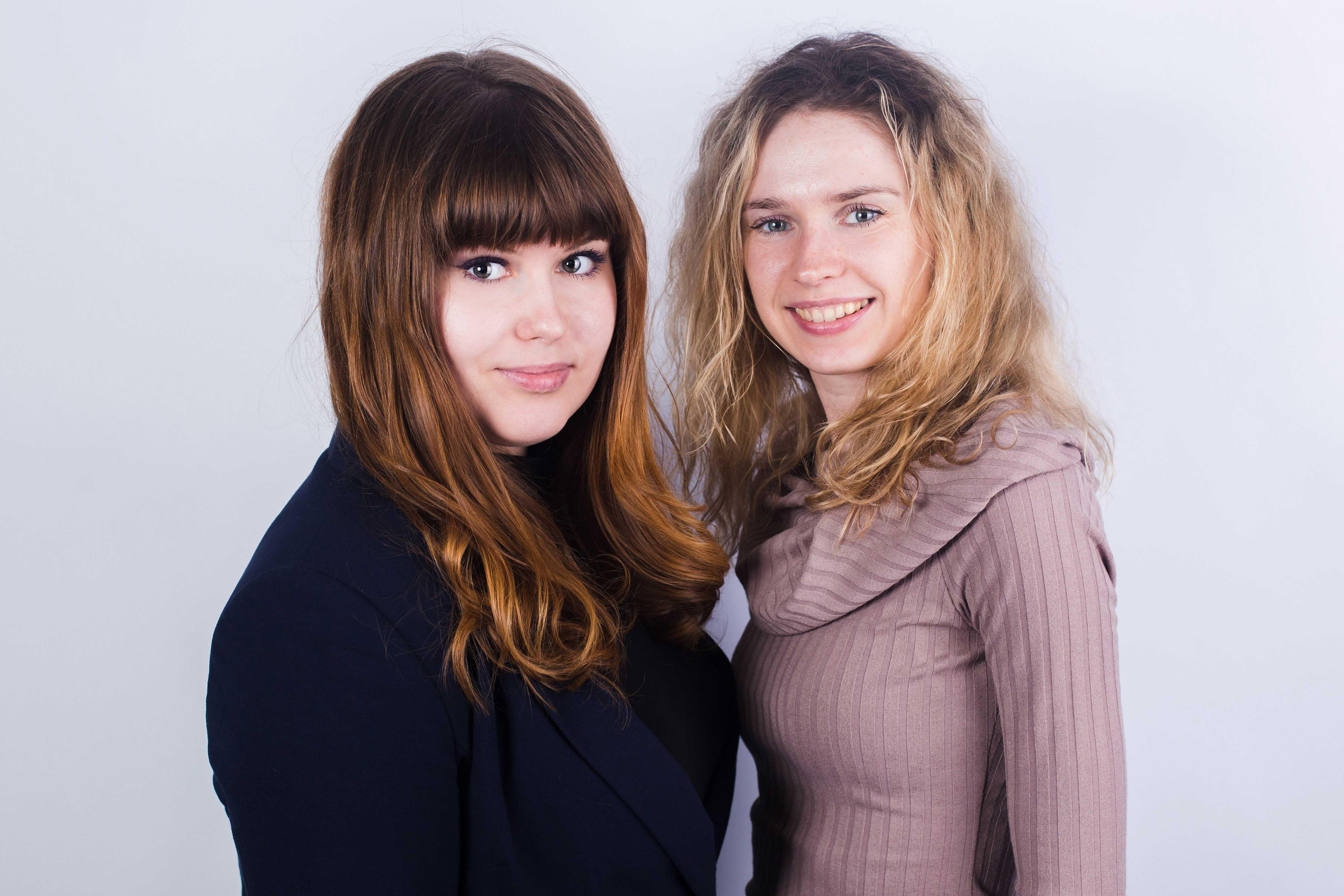 Университет ИТМО. Екатерина Боглаева и Дарья Денисова