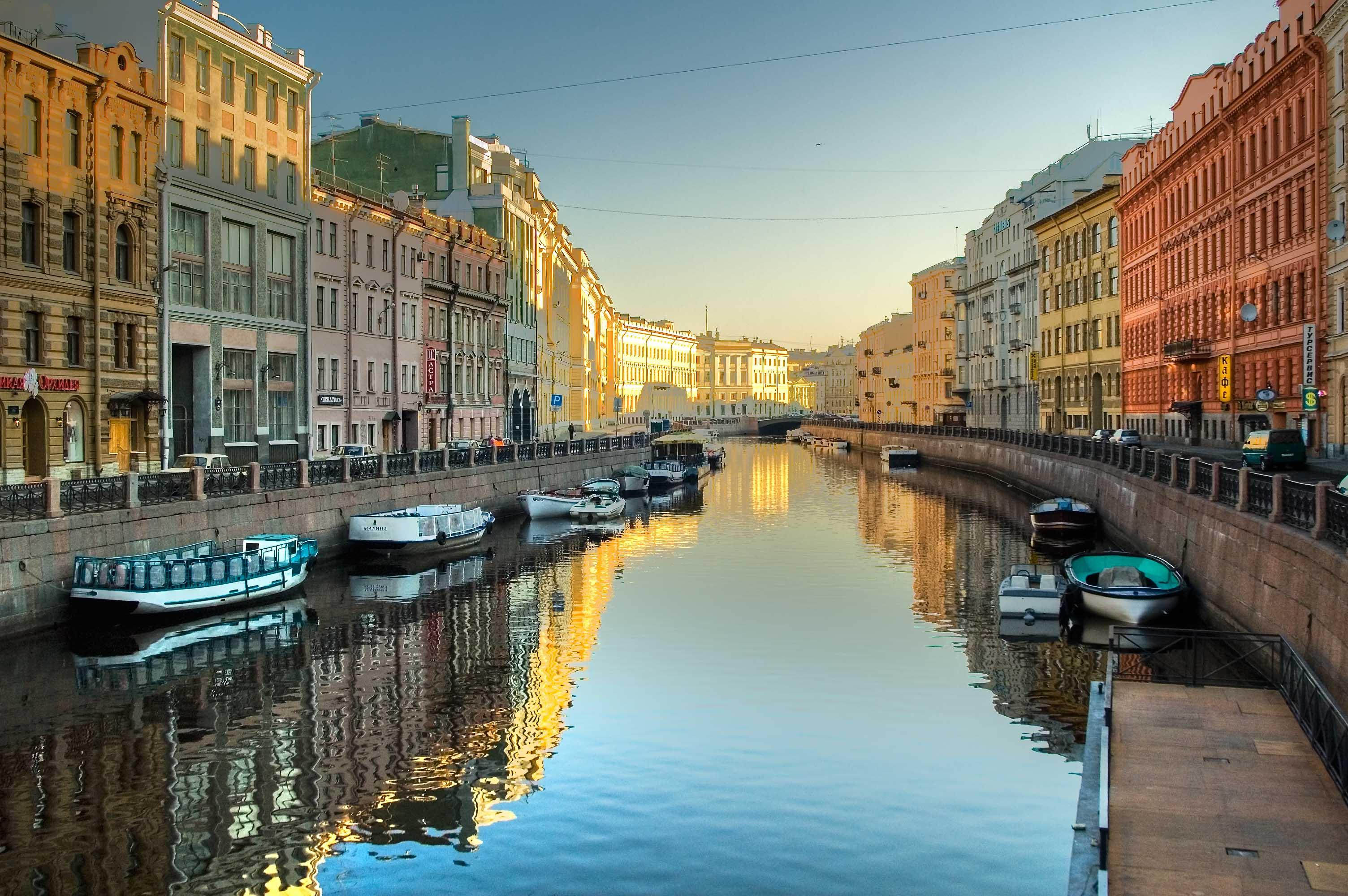 Санкт-Петербург. Источник: depositphotos.com