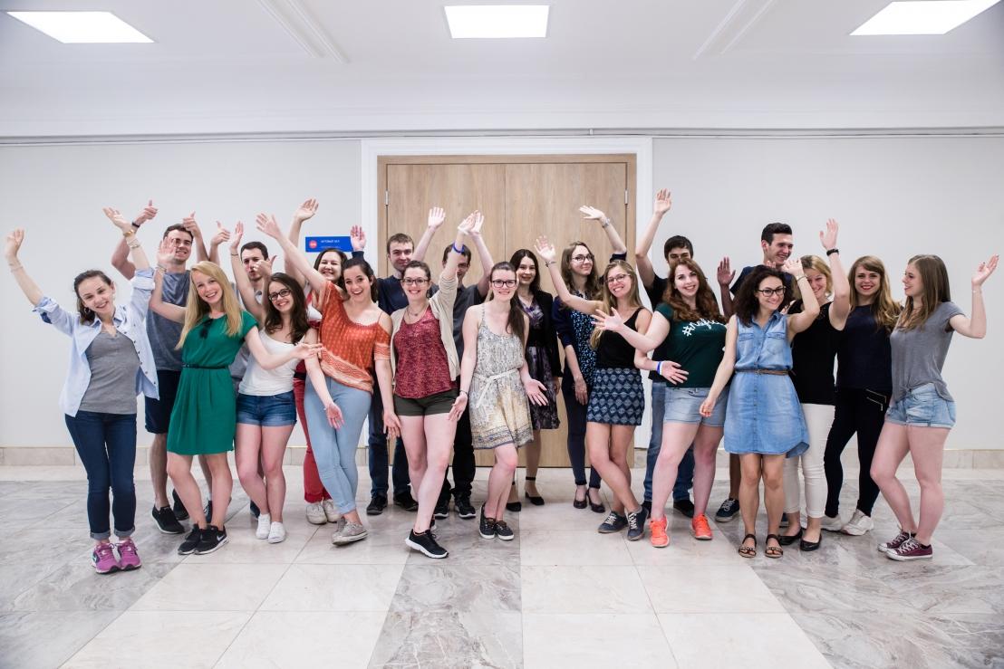 Университет ИТМО. Участники Летней школы по русскому языку