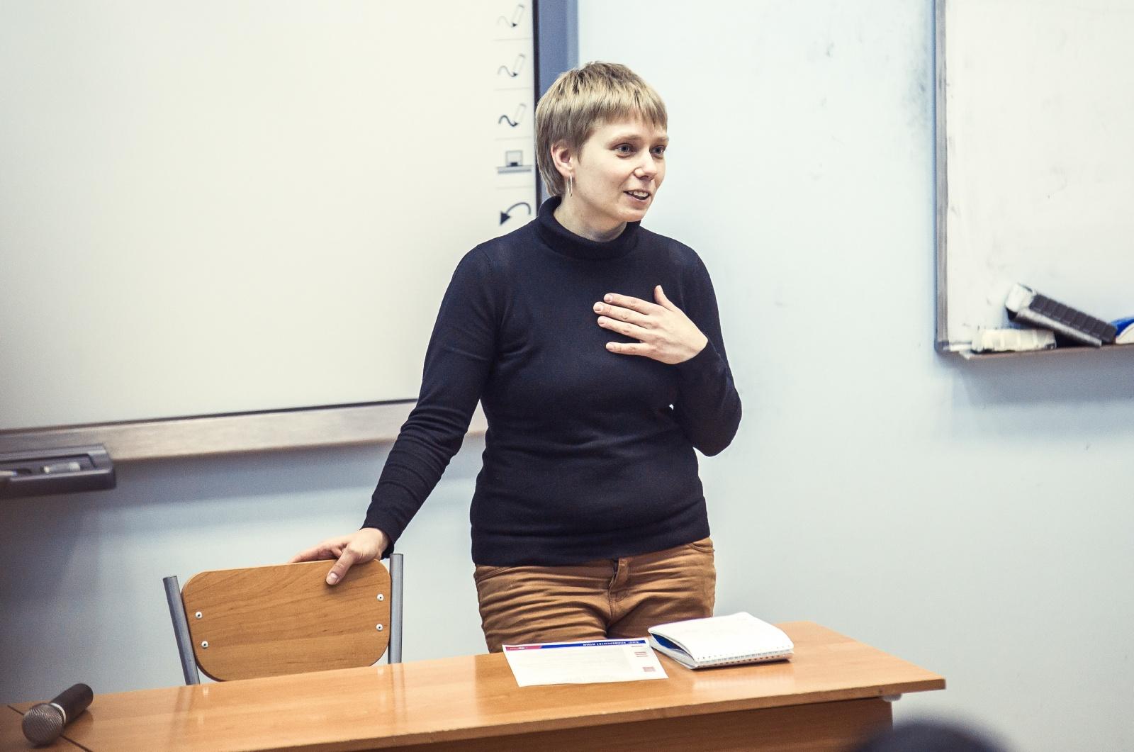 Университет ИТМО. Наталья Луковникова