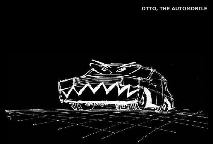 Образ автомобиля, придуманного Жайме Лернером