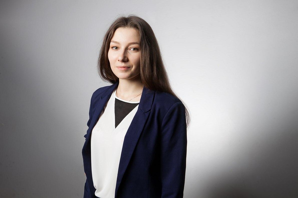 Университет ИТМО. Алиса Пшенова