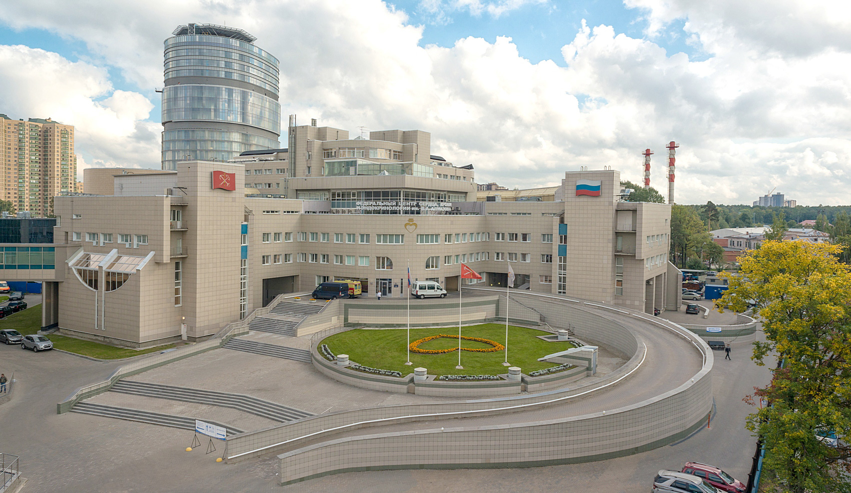 the Federal Almazov North-West Research Center