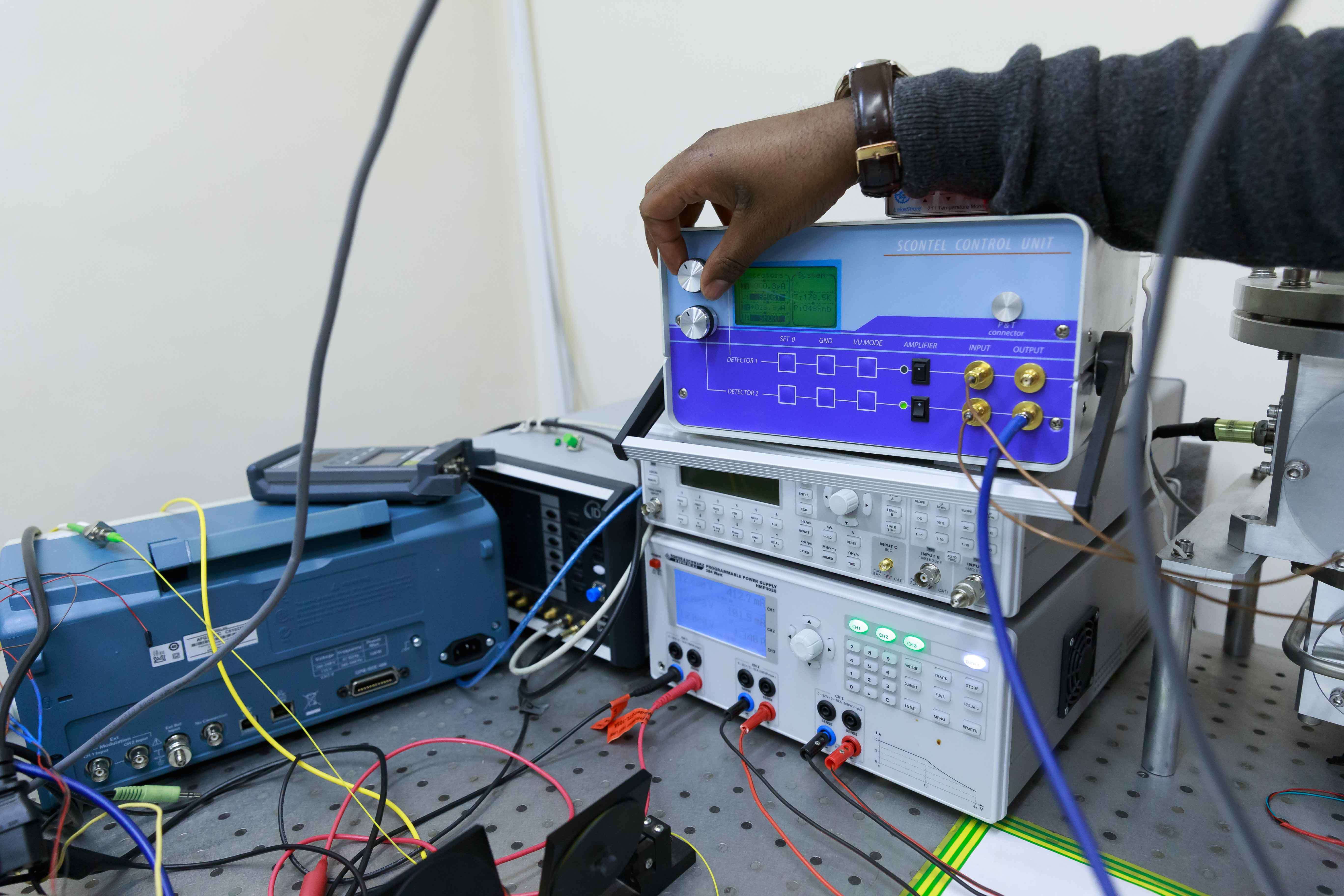 Квантовые коммуникации в Университете ИТМО