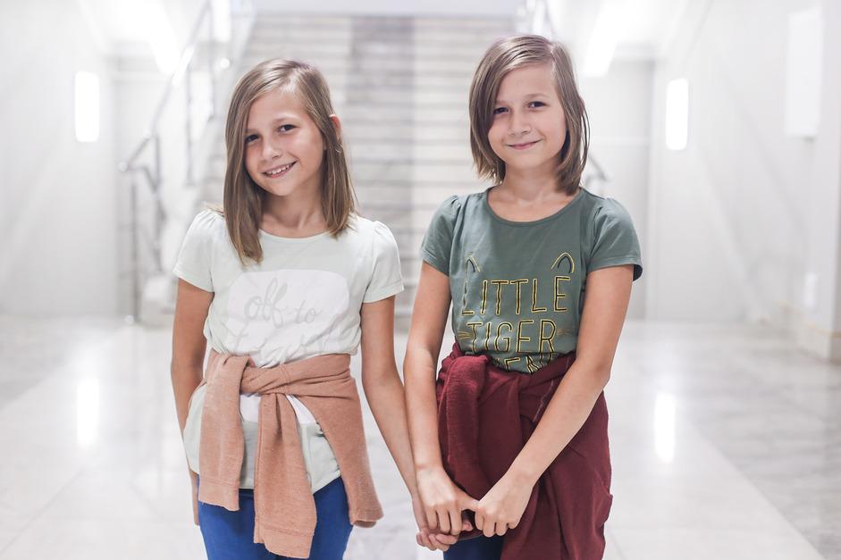 Университет детей. Соня и Рита