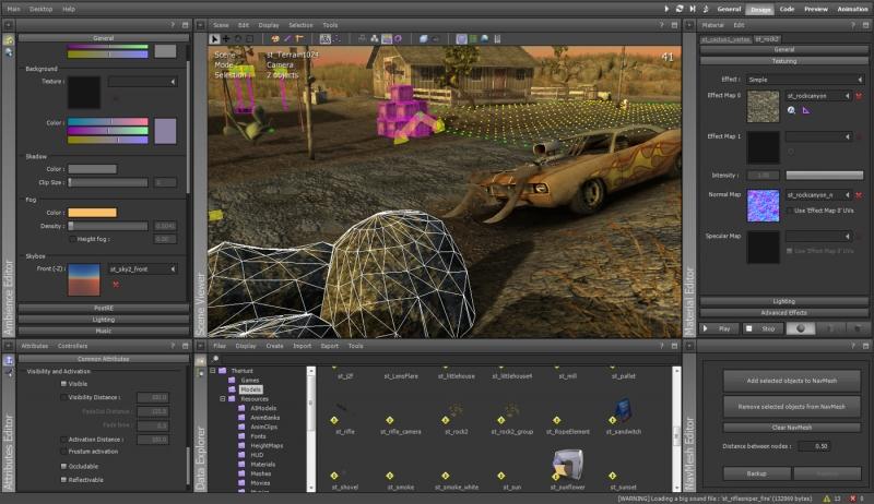 Программа для создания 2D-игр