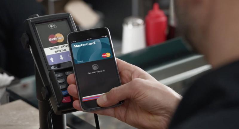 Технология Apple Pay. Источник: letstalkpayments.com