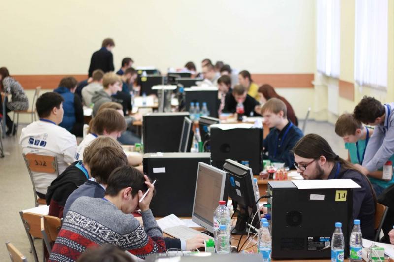 Региональный полуфинал турнира по спортивному программированию ACM ICPC