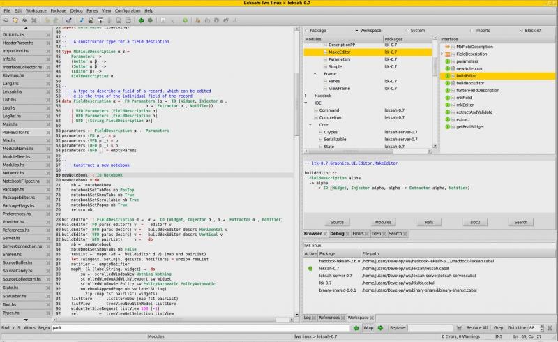 Язык Haskell. Источник: haskell.org