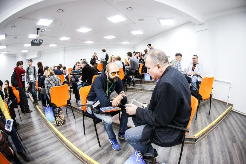 Экспертная сессия в рамкам Saint-Startup