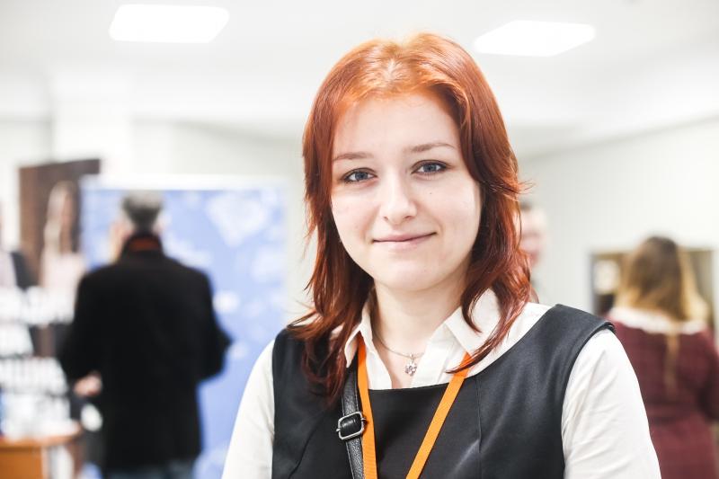 Университет ИТМО. Анна Аюби