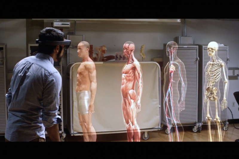 Виртуальная реальность для обучения медицине. Источник: dentalgeek.ru