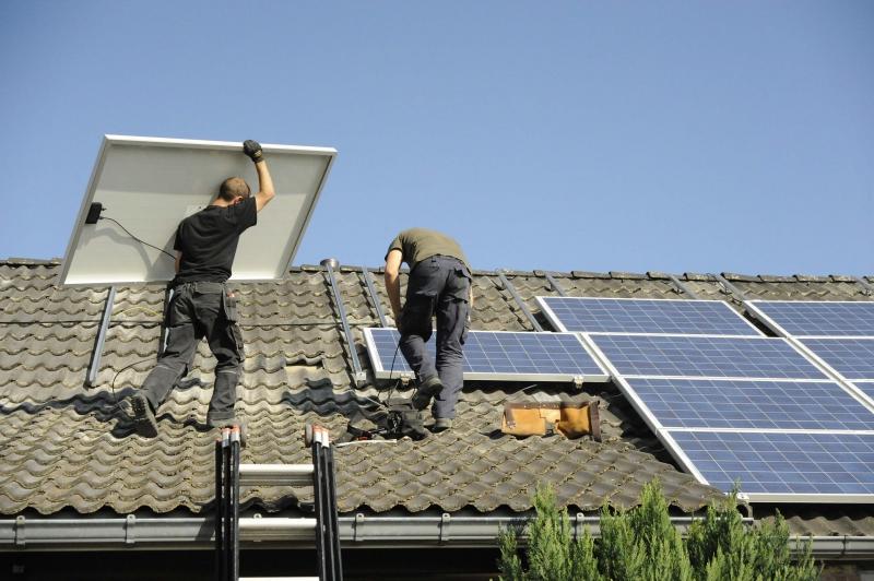 Солнечные батареи. Источник: depositphotos.com