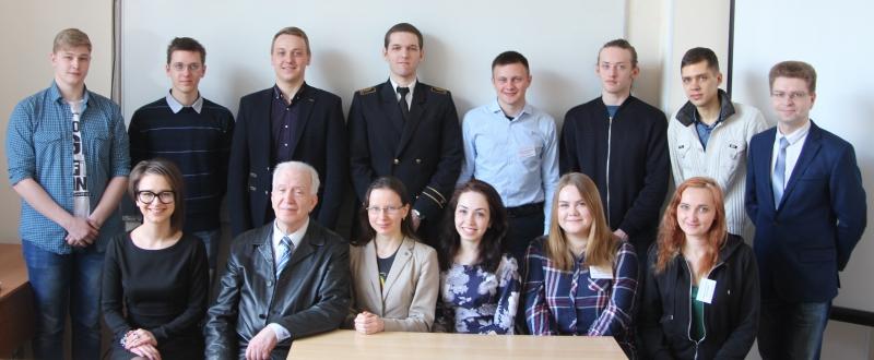 Победители VIII Всероссийской олимпиады по основам технологии приборостроения