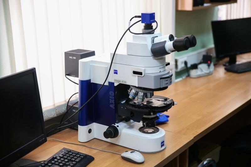 Открытие новых лабораторий на кафедре лазерных технологий и систем Университета ИТМО
