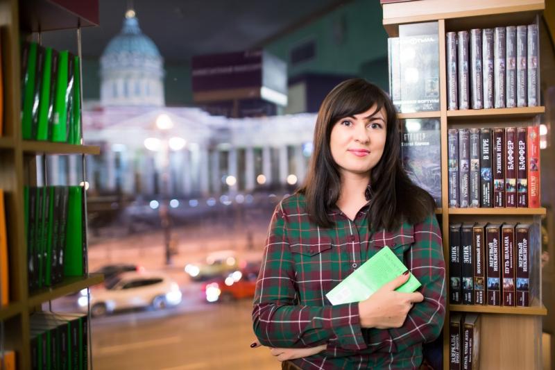 Зоя Андреева. Источник: medium.com