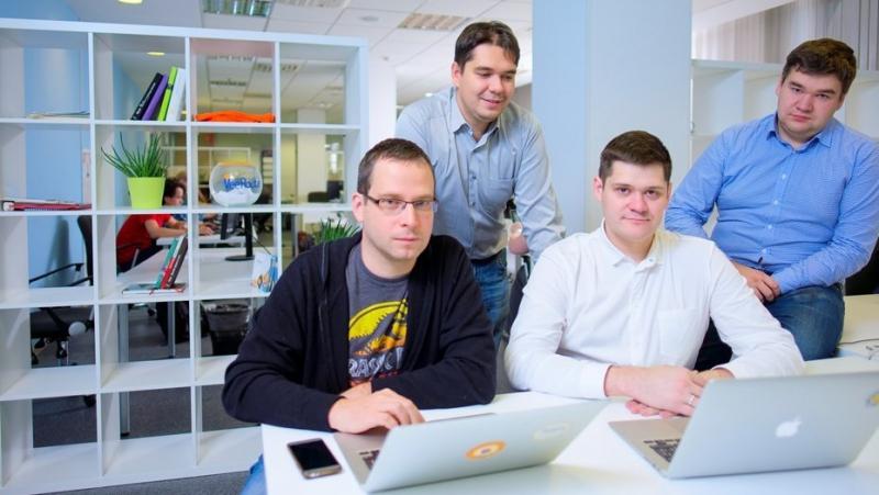 Илья Антипов, Игорь Кудинов, Владислав Кудинов и Михаил Кудинов (слева направо). Источник: dp.ru