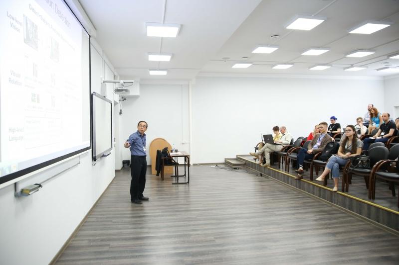 Выступление Чуа Тат-Сенга