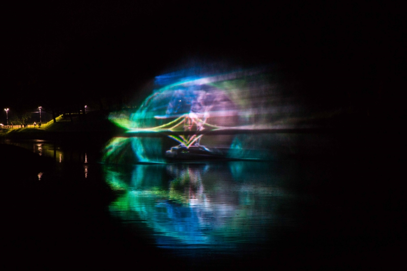 The Night of Light: Gatchina Hosts International Light Art