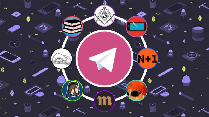 Science channels on telegram