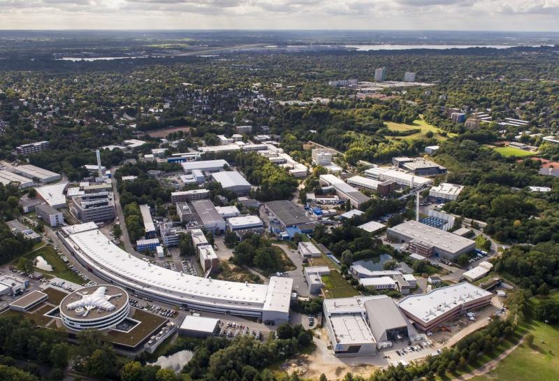 Исследовательский центр DESY. Источник: m.desy.de