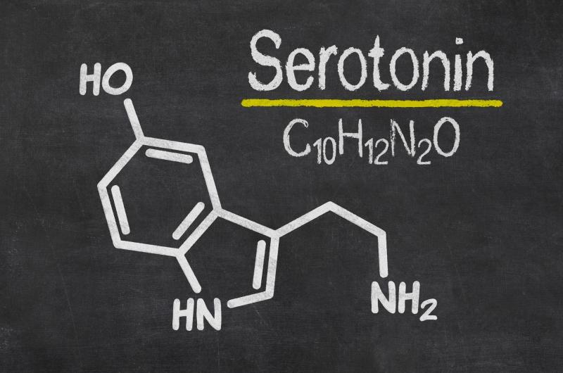 Нейромедиатор серотонин. Источник: depositphotos.com