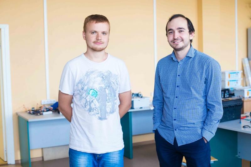Сергей Лоншаков и Александр Капитонов