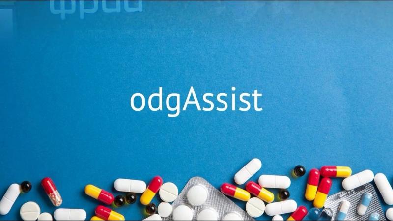 OdgAssist для медицинской промышленности. Источник: youtube.com