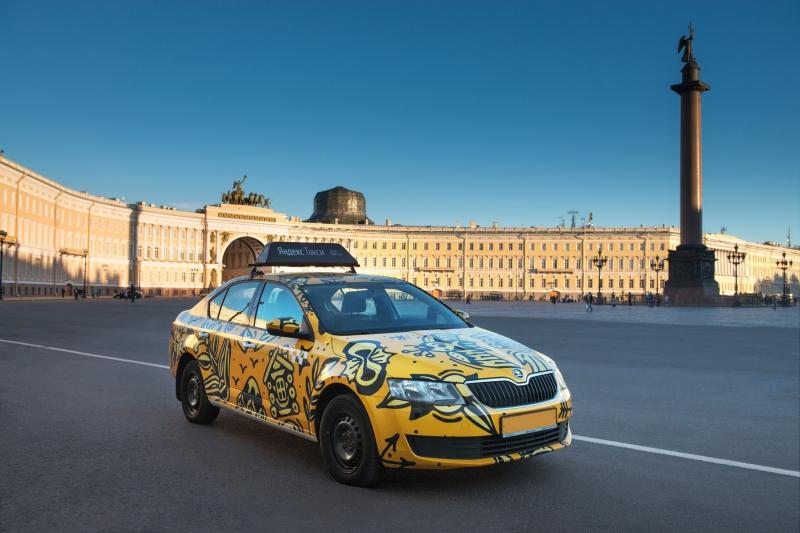 «Стрит-арт на борту». Конкурс Яндекс.Такси и Музея стрит-арта