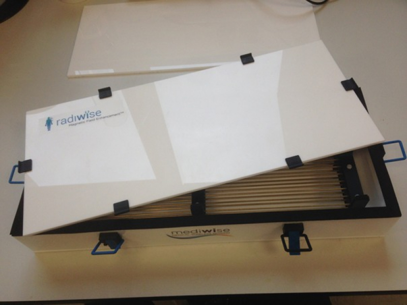 Прототип устройства для улучшения работы магнитно-резонансных томографов