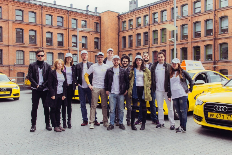 Yandex Taxi and Programmers' Ability To Predict Users' Behavior