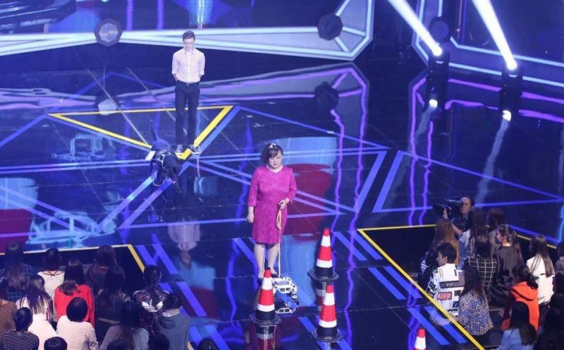 Шоу на китайском телевидении, в котором участвовал Валерий