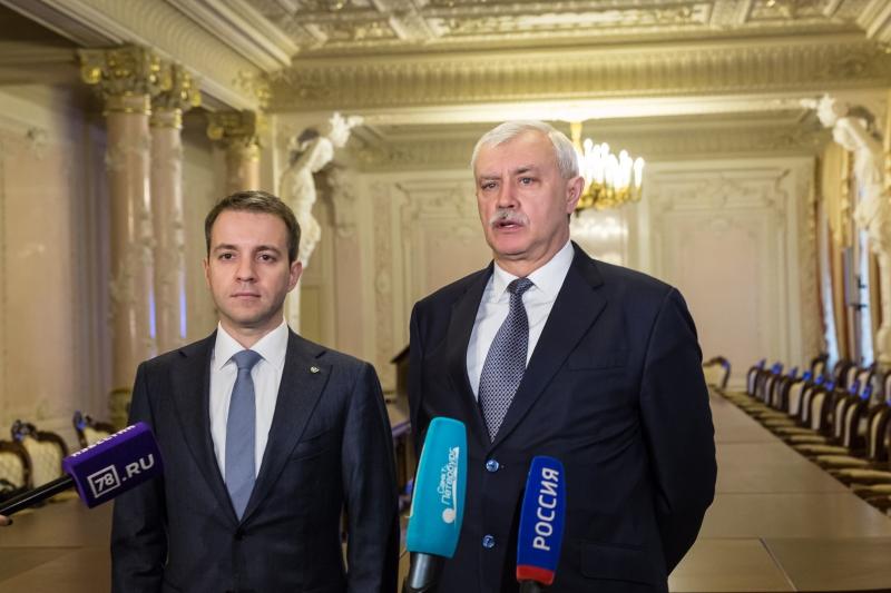 Николай Никифоров И Георгий Полтавченко