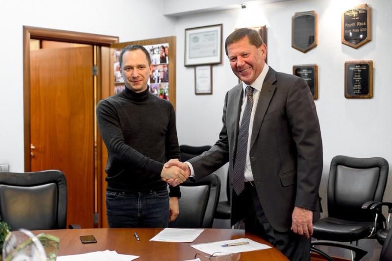 Родион Шишков и Владимир Васильев